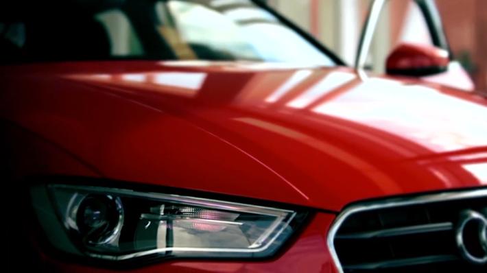 Audi urban experience